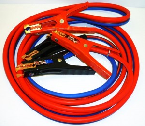 DLUX Super Heavy Duty Jumper Cables
