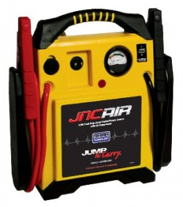 Jump-N-Carry JNCAIR Jump Starter with Air Compressor and Power Source